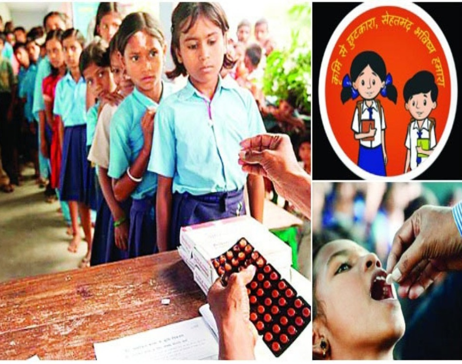 National Deworming Day: Deworming Drive Begins in Guwahati