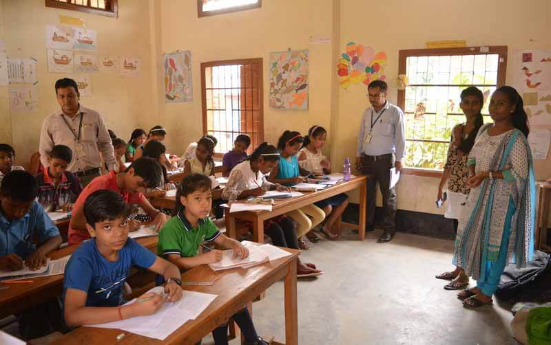 District-level Calligraphy Competition Held in Tezpur