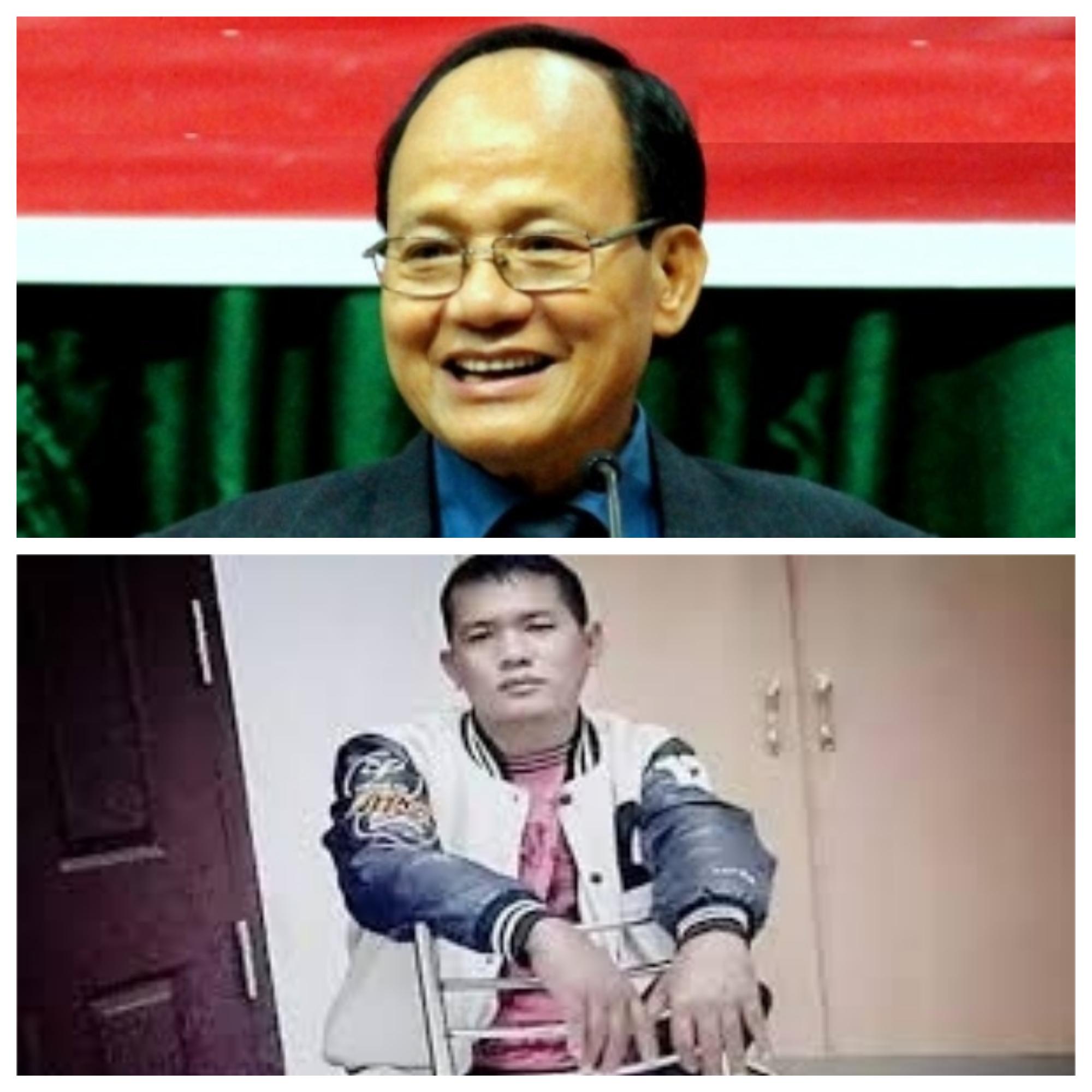 FIR Filed Against Mizoram Home Minister R Lalzirliana