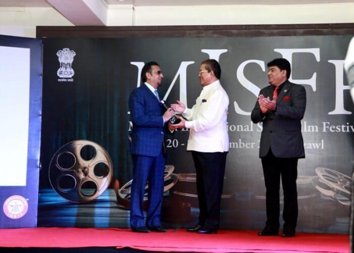 First Ever International Short Film Festival in Mizoram
