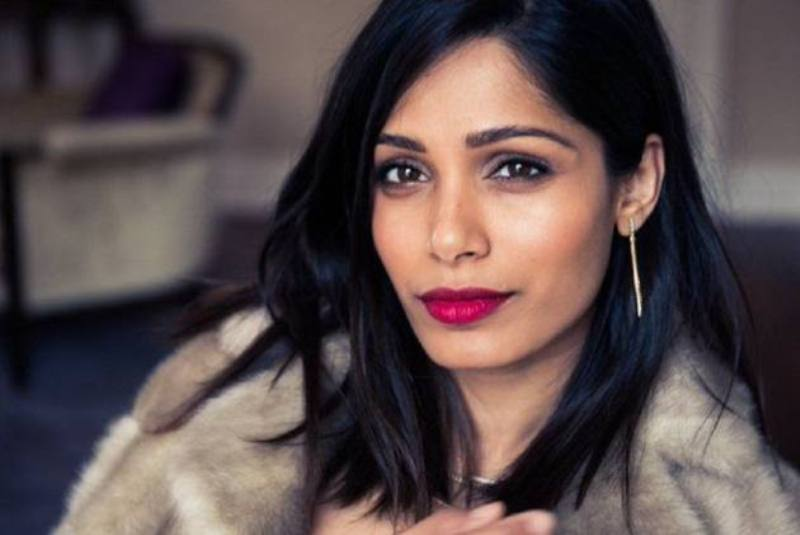 Pressure High of Making Mowgli Acceptable in India: Freida Pinto