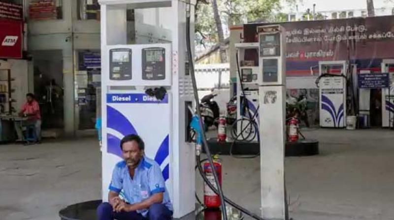 Transport Fuels at New Highs, Petrol  Rs 83/Litre in Delhi