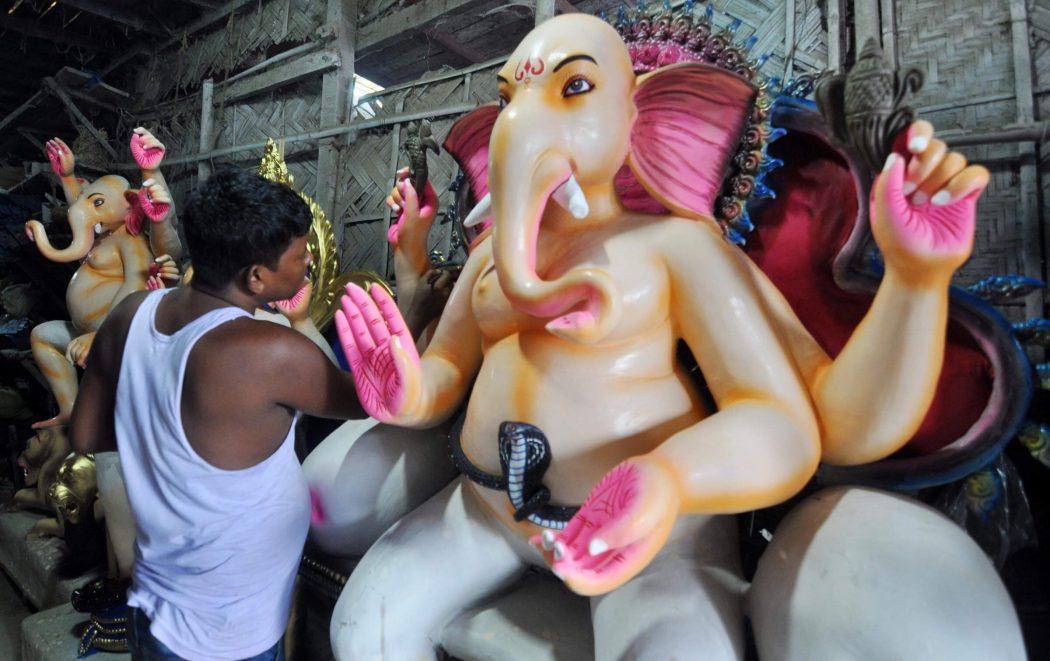 Ganesh Charurthi  on September 13