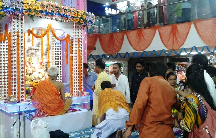 Ganesh Chaturthi celebrated with solemnity, Silchar