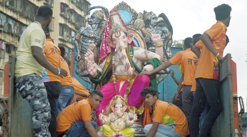 Maharashtra Rolls Out Red Carpet for Lord Ganesha