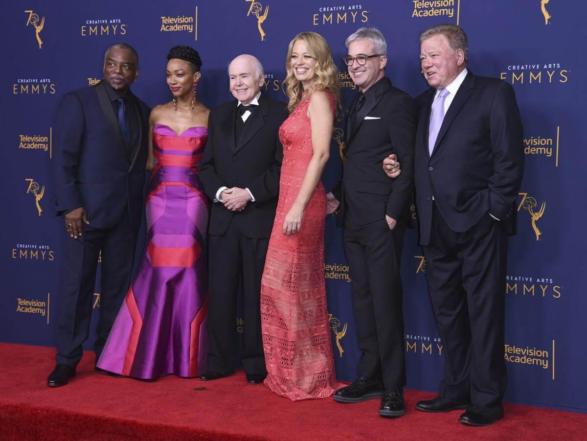 Games Of Thrones, Black Actors Shine at Creative Arts Emmy Awards
