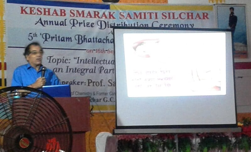Healthy lifestyle and food habits essential for better living: Prof Satya Bhusan Paul