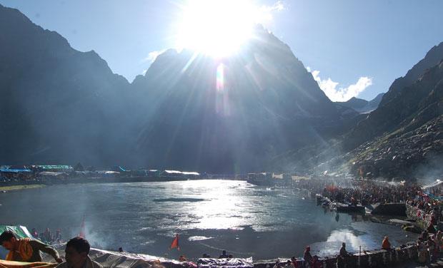 Manimahesh Pilgrimage Begins in Himachal Pradesh