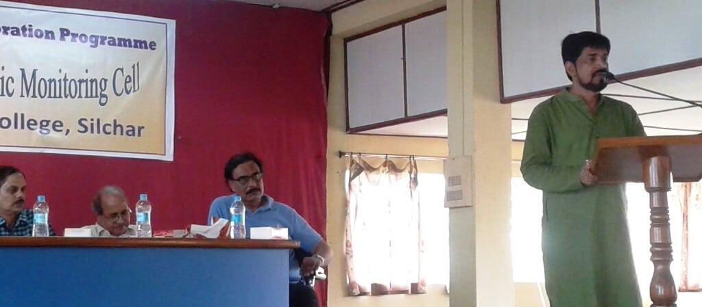 Hrishikhesh-Shefalikona Smriti Award ceremony held in Silchar