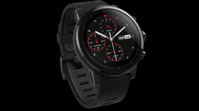 Huami Launches 2 New Smartwatches in India