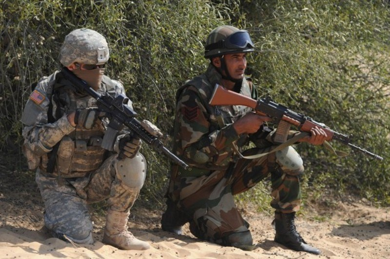Indo-US Joint Military Drill in Uttarakhand from September 16