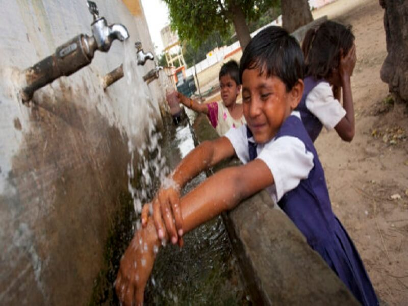 Swachh Bharat mission: UN report says Indian schools reach near 100% sanitation from 50% in the last 10 years