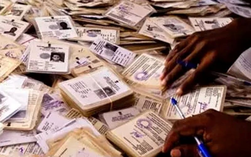 Over 1 lakh Duplicate Voters in Jaipur Deleted from Electoral list