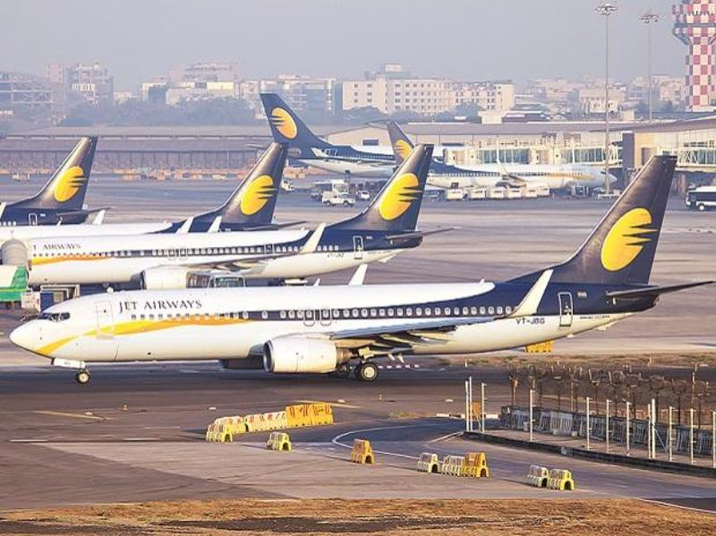 Jet Airways Cooperating with IT Department; Shares Down Over 6%