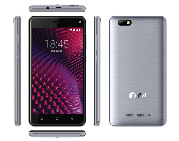 Jivi Mobiles Launches Full View Smartphone Range