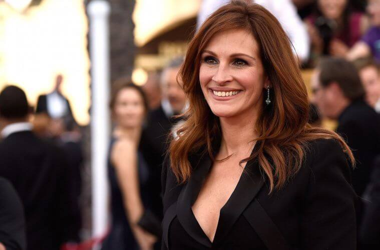 Julia Roberts Hits Back at Troll