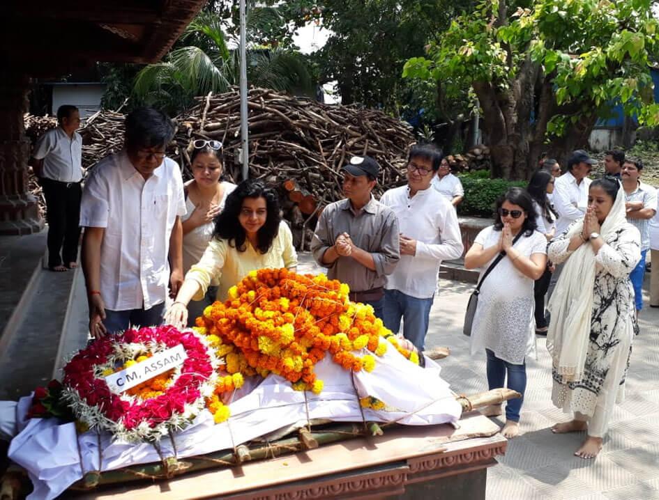 Governor, CM mourn demise of Kalpana Lajmi