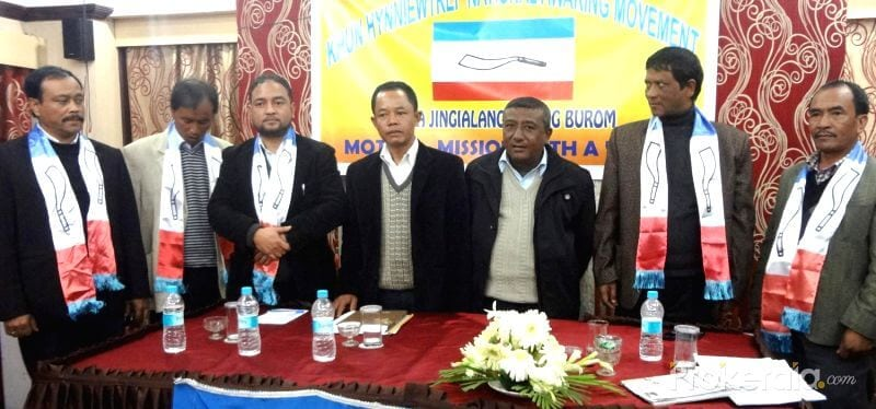 Khun Hynniewtrep National Awakening Movement Names Candidate from Laitumkhrah for 2019 MDC Polls