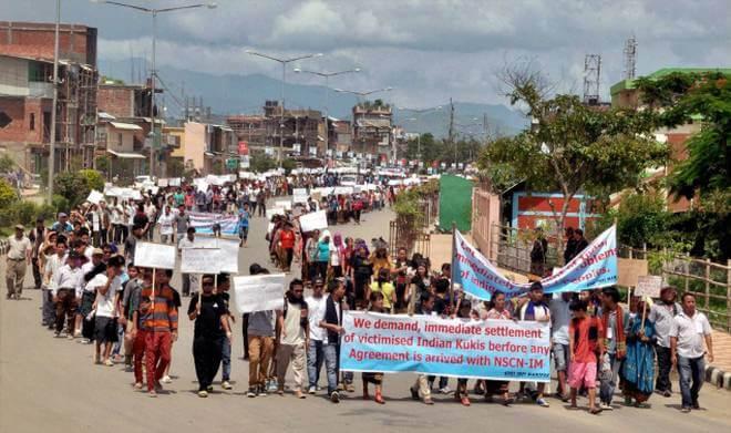 Kukis Demand Centre to Punish Muivah for Kuki Genocide