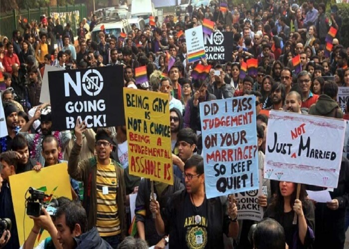 LGBTQ community celebrates SC verdict in Shillong