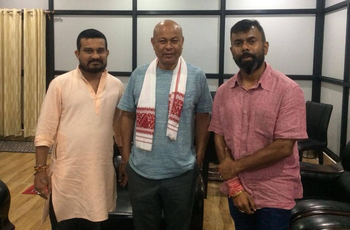 Speculation rise as Congress MLA Rupjyoti Kurmi meets Hagrama Mohilary