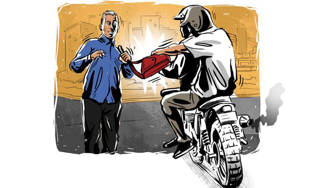 Teacher from Karimganj, Debabrata Bhattacharjee looted in the city