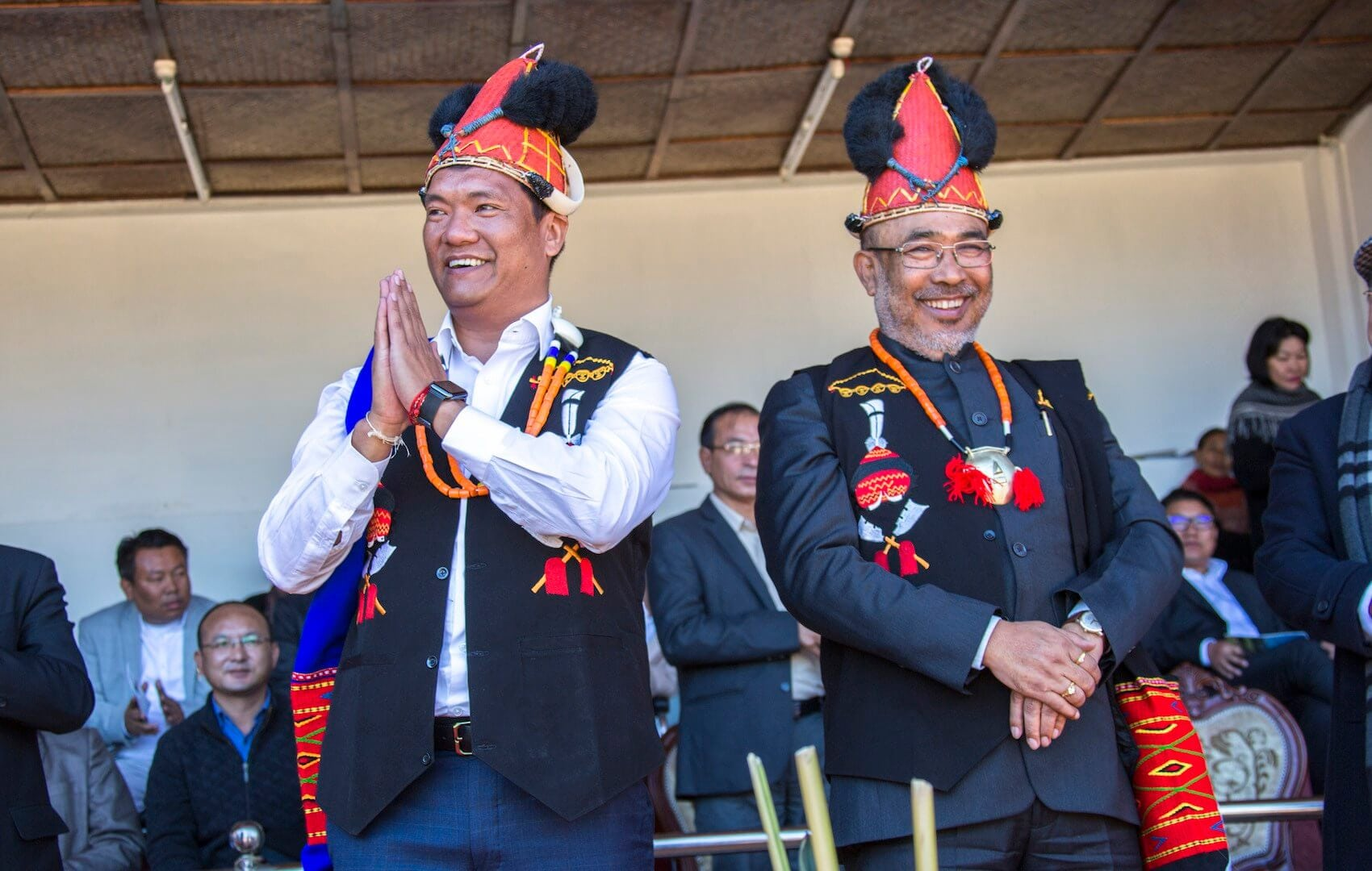 Manipur Chief Minister Expresses Strong Desire to Build Ties with Neighbouring North-eastern States