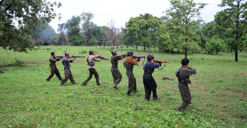 Maoist with Rs 25 Lakh Bounty Surrenders in Jharkhand