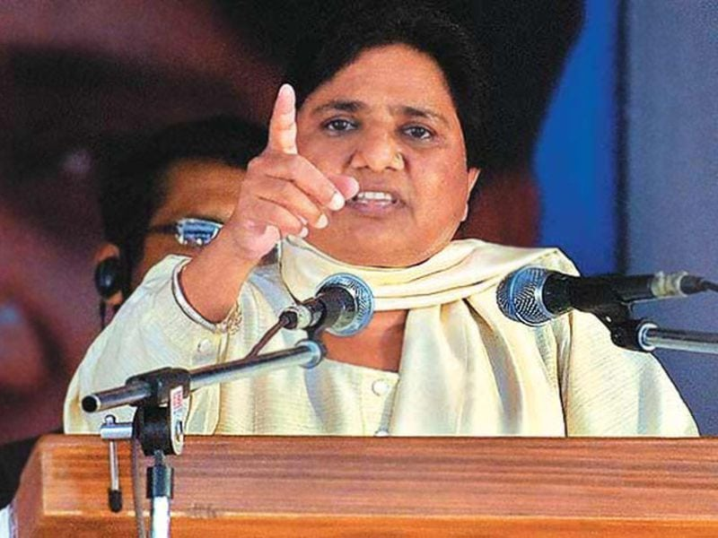 Mayawati expresses concern over developments in Central Bureau of Investigation (CBI)