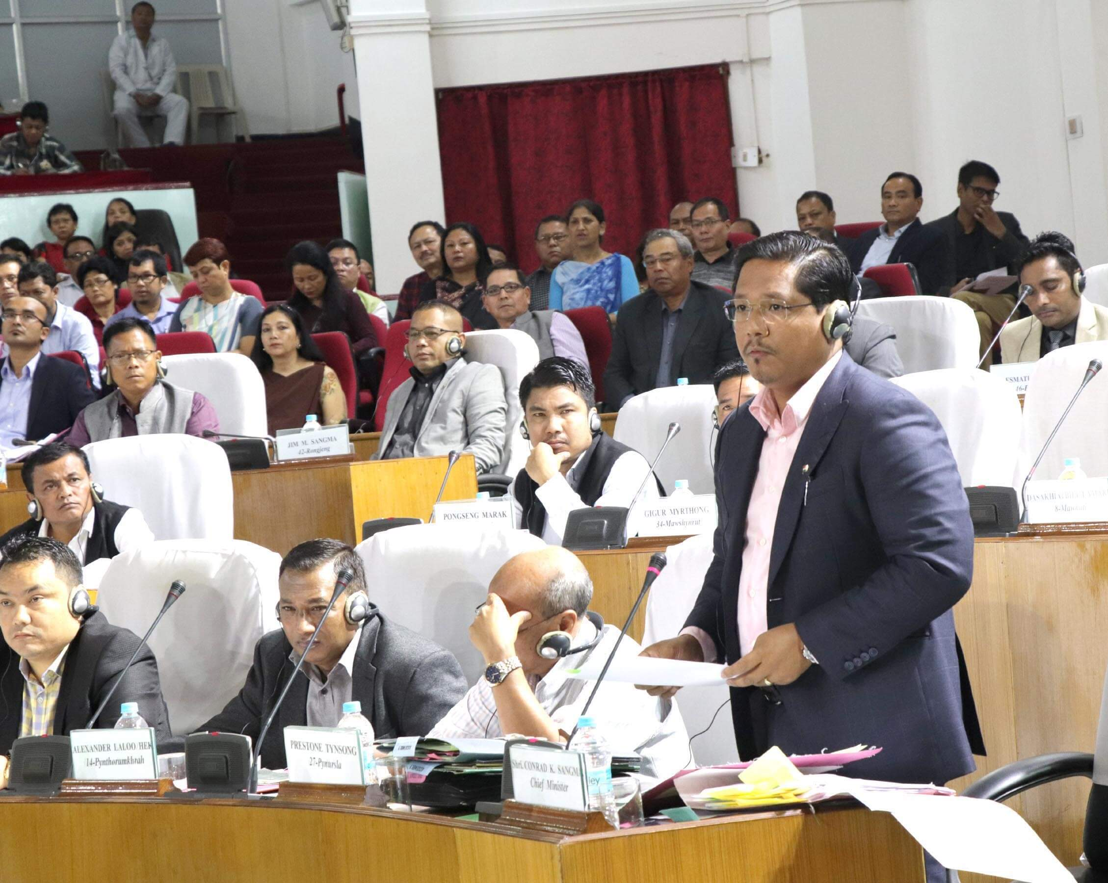 Meghalaya Assembly resolution : Inclusion of Khasi, Garo languages in 8th Schedule adopted