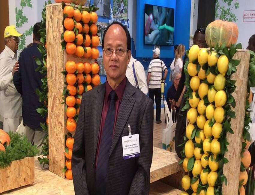 Mizoram: Lalzirliana expelled after he quits as Home Minister; Governor accepts resignation
