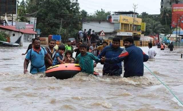 More European Union Aid for Flood-Hit Kerala