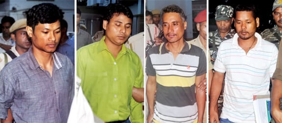 Death sentence for 2,  life term to 2 others  in connection with 2014 Sonitpur  killings