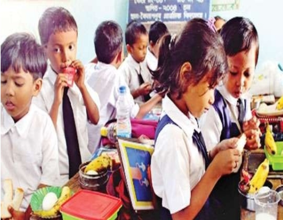 Priyobondhu NGOs Breakfast Programme for Children Extended