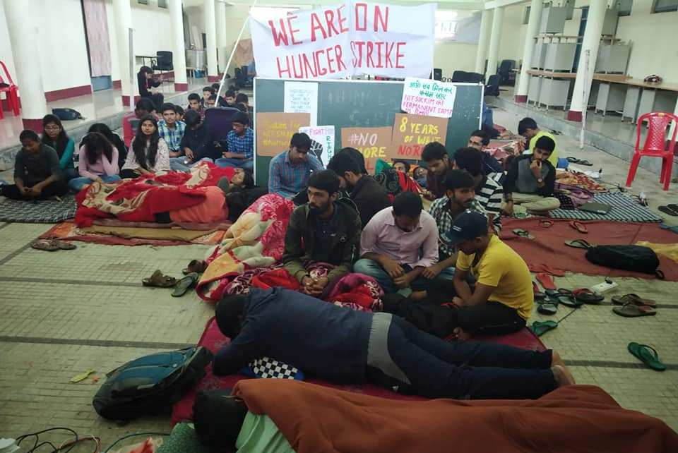 NIT Sikkim Strike : Students call of strike following Governments Assurance