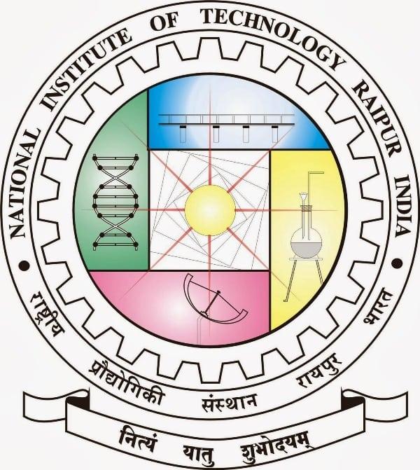NIT Raipur Jobs 2018 for Junior Research Fellow Vacancy for BCA, B.Tech/B.E, MCA, M.E/M.Tech
