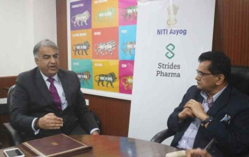 NITI Aayog, Oracle Join Hands Against Counterfeit Drugs in India