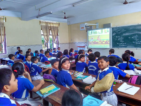Nagaland Government Schools Prefers English as the Medium of Instruction
