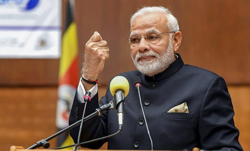 Prime Minister Narendra Modi's silence questioned