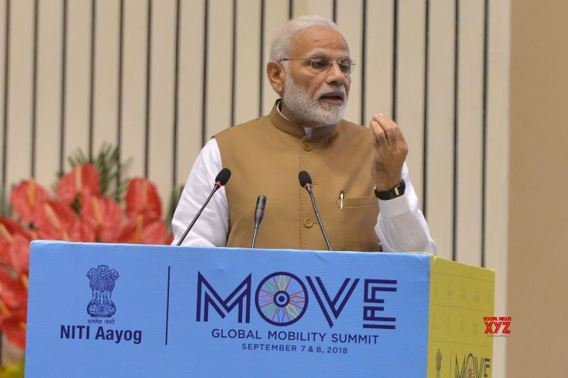 Stable Policy Regime for E-Mobility Soon: Narendra Modi