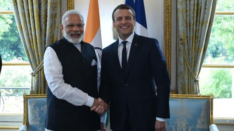 Narendra Modi and French President Emmanuel Macron Named to Receive UN's Highest Environmental Award