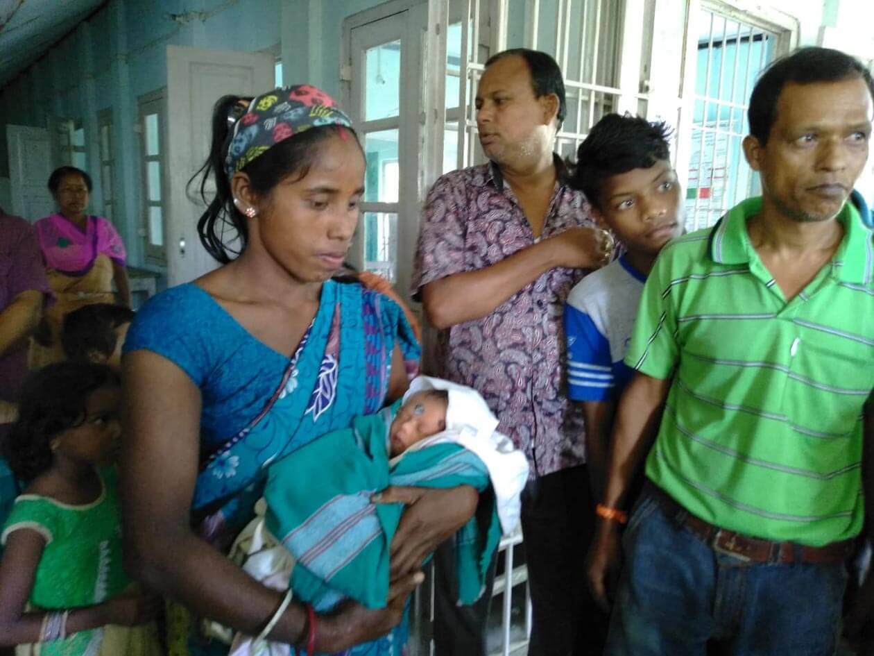 Newborn Baby Found Abandoned in Daolabari Tea Estate in Kokrajhar