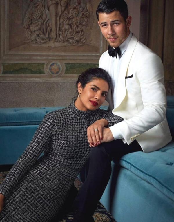 Nick Jonas Reveals Love Story with Priyanka Chopra