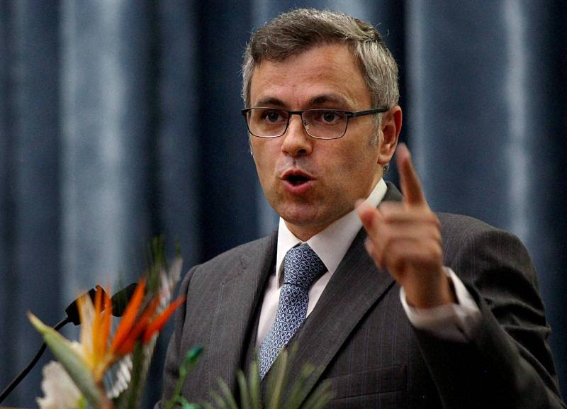 Why the Hurry to Replace Vaid, Questions Omar Abdullah