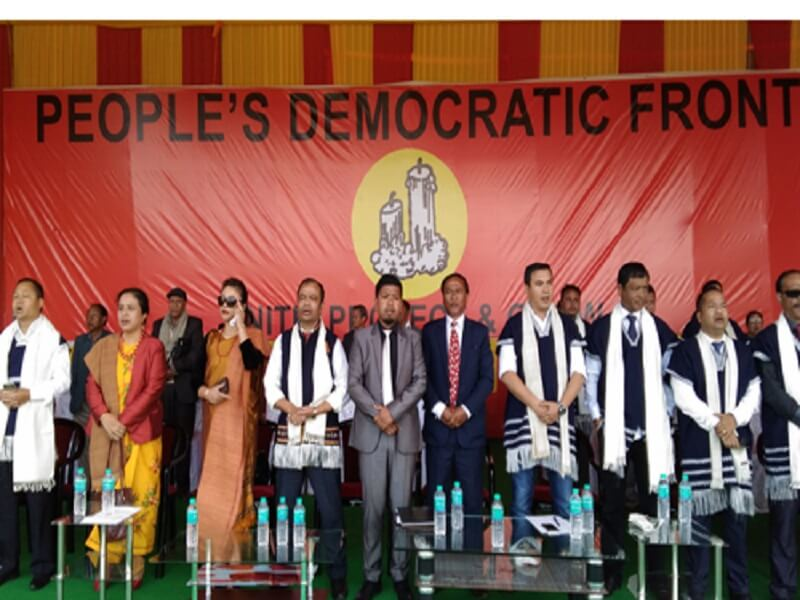 The People's Democratic Front (PDF) extends suspension  of three MDCs
