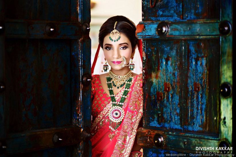How to Pair Polki Jewellery with Different Bridal Looks