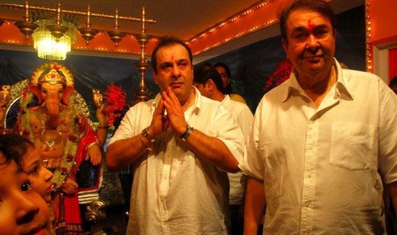 Watch Video: The Kapoors Celebrating the Last Ganesh Utsav at RK Studios
