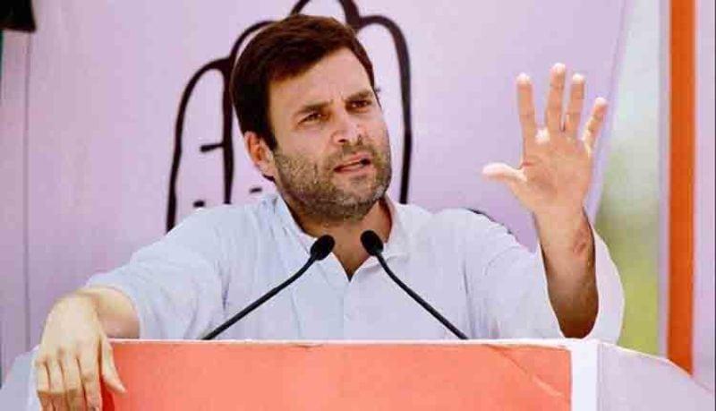 Congress President Rahul Gandhi takes jibe as rupee sinks to new low
