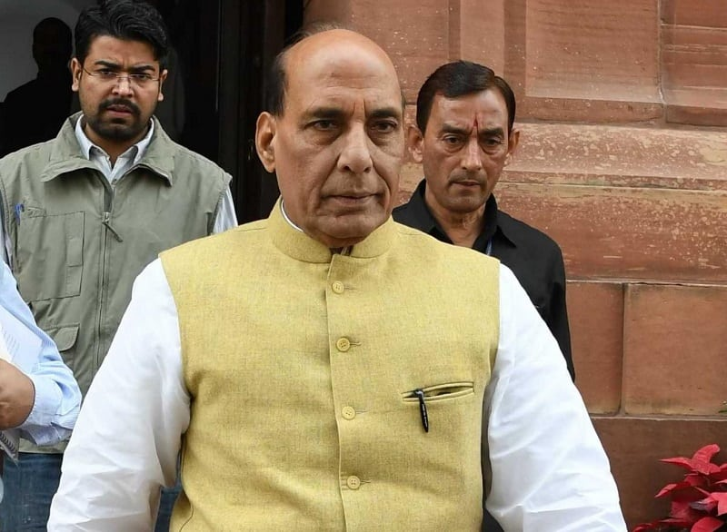 Notification Doesn't Give New Powers To Any Agency: Rajnath Singh