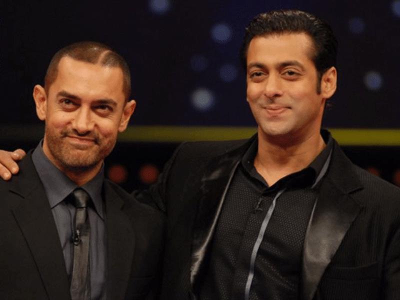 Aamir Khan Threw Dandiya Sticks at Female Fan Causing Her to Bleed, Says Salman Khan